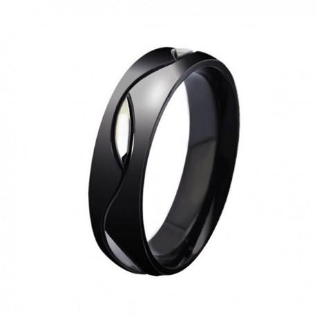 Férfi nemesacél gyűrű webáruház Férfi nemesacél karikagyűrű