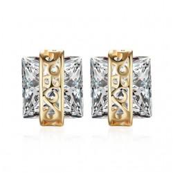 Swarovski kristályos elegáns fülbevaló