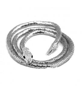 Kígyó nyaklánc mágnessel