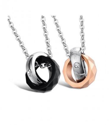 Páros Nyaklánc Szerelmeseknek - Szerelmes gyűrűk